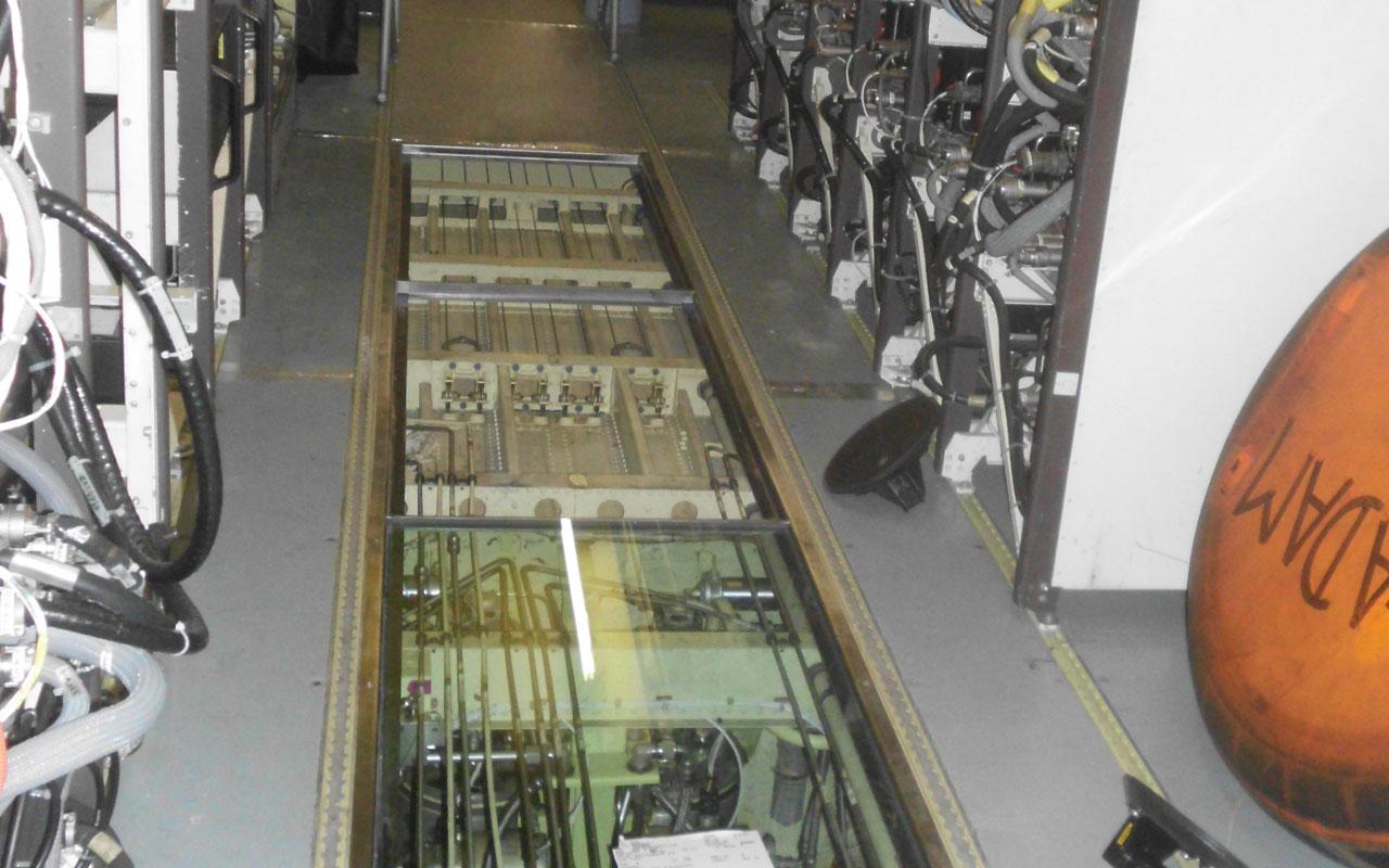 Einsatz der Glaserei Winkler bei der Flugzeugwerft Schleißheim