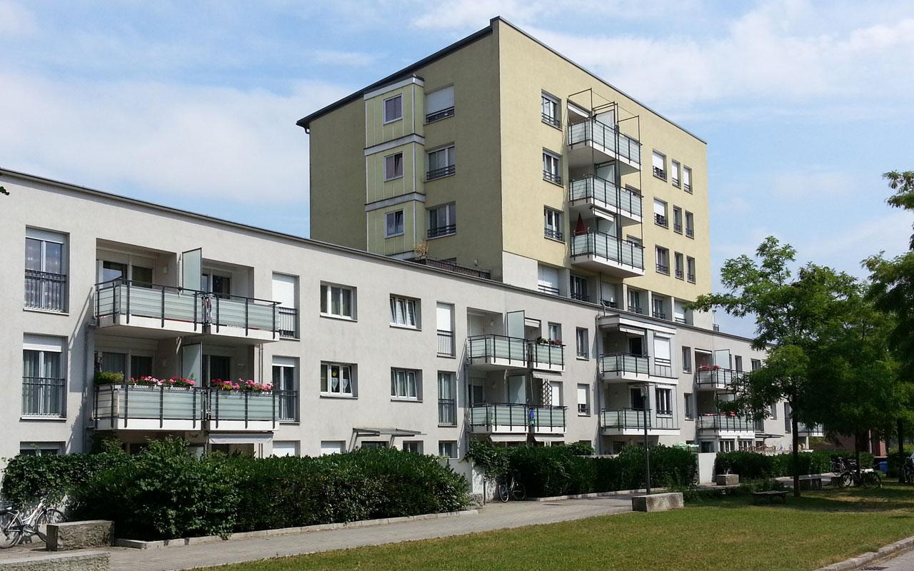 Hausverwaltung Glaserei München