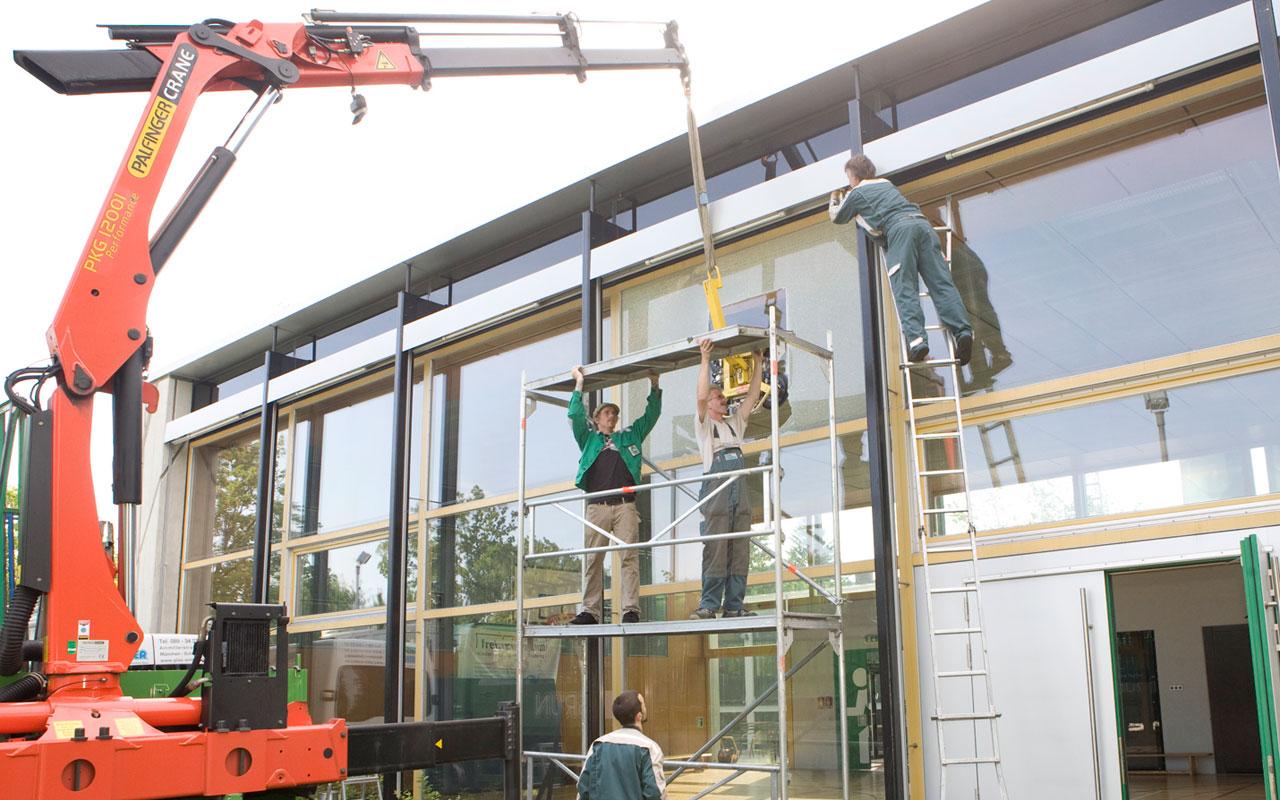 Glas reparaturschnelldienst München