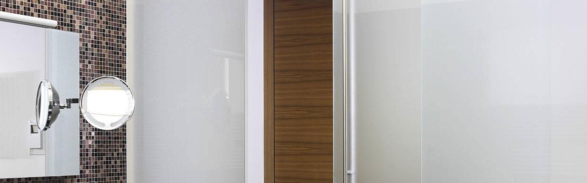 Sichtschutzfolie fürs Badezimmer
