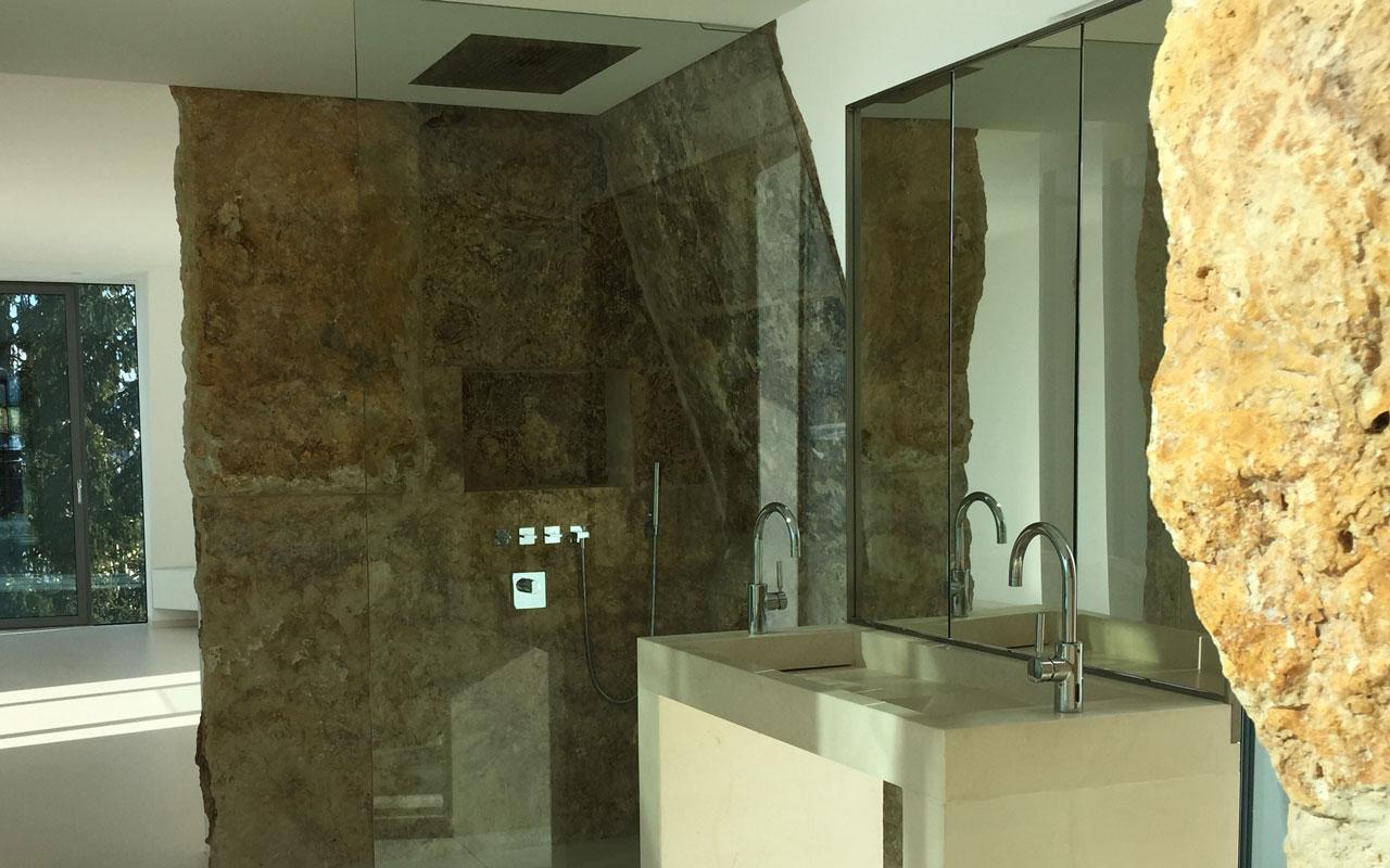 Maßgefertigtes Bad in München Lehel